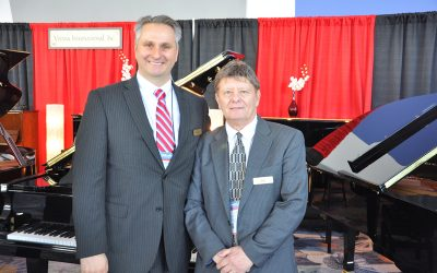 Hailun Exhibits Pianos at Bellevue PTG